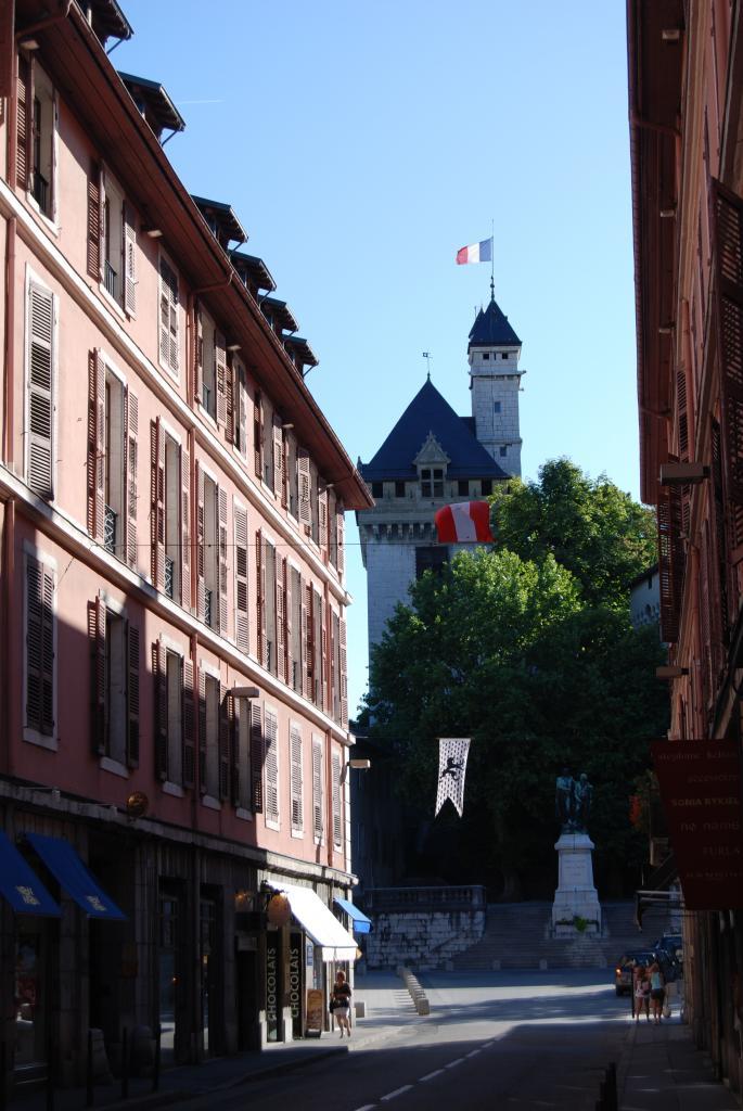 Notre région Savoie et Chambéry