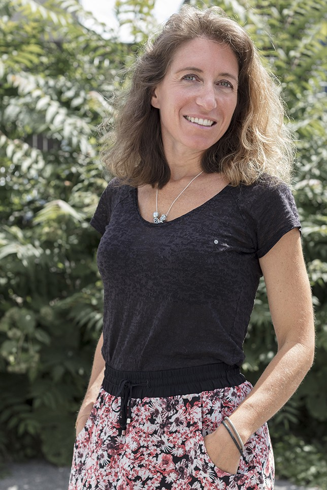 Elodie CAILLAU, Directrice