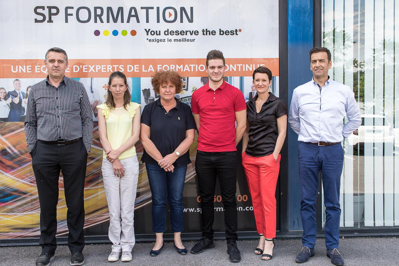Equipe SP Formation Conseil