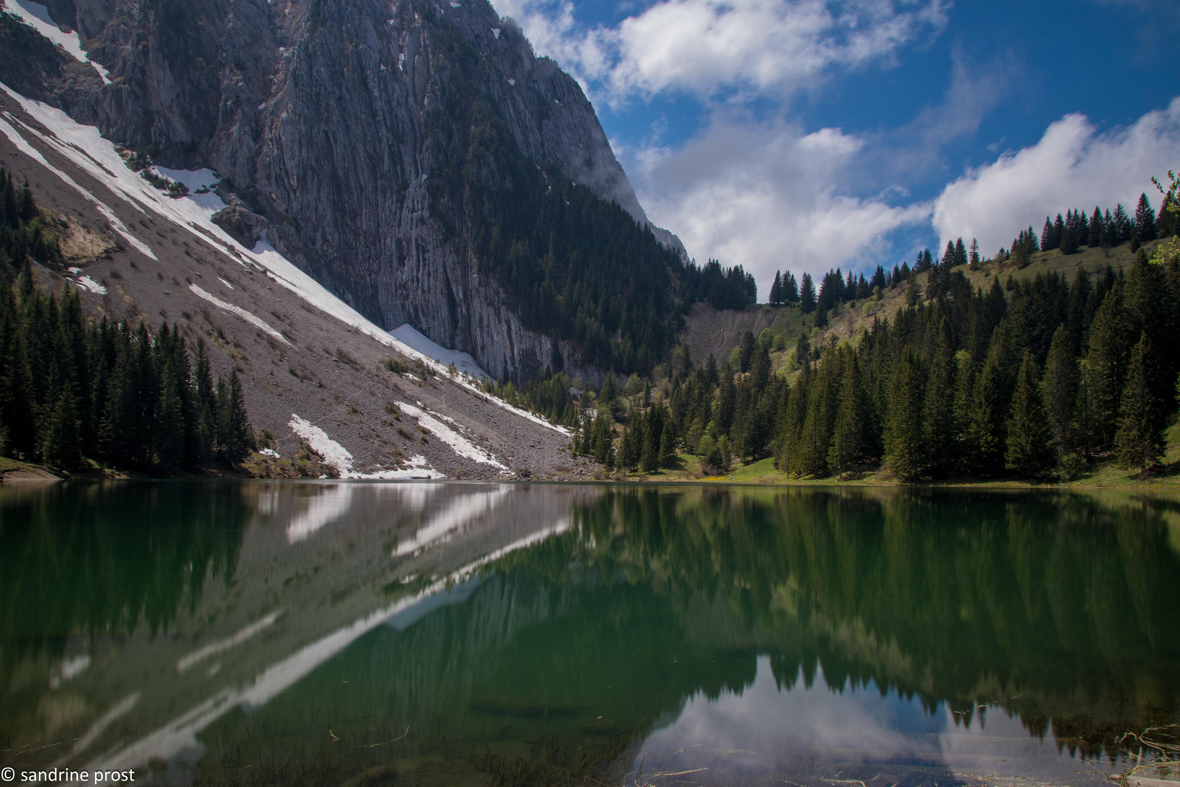 Lac bénit Sandrine Prost 1