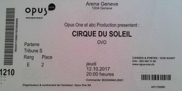 Cirque du soleil sp formation photo7