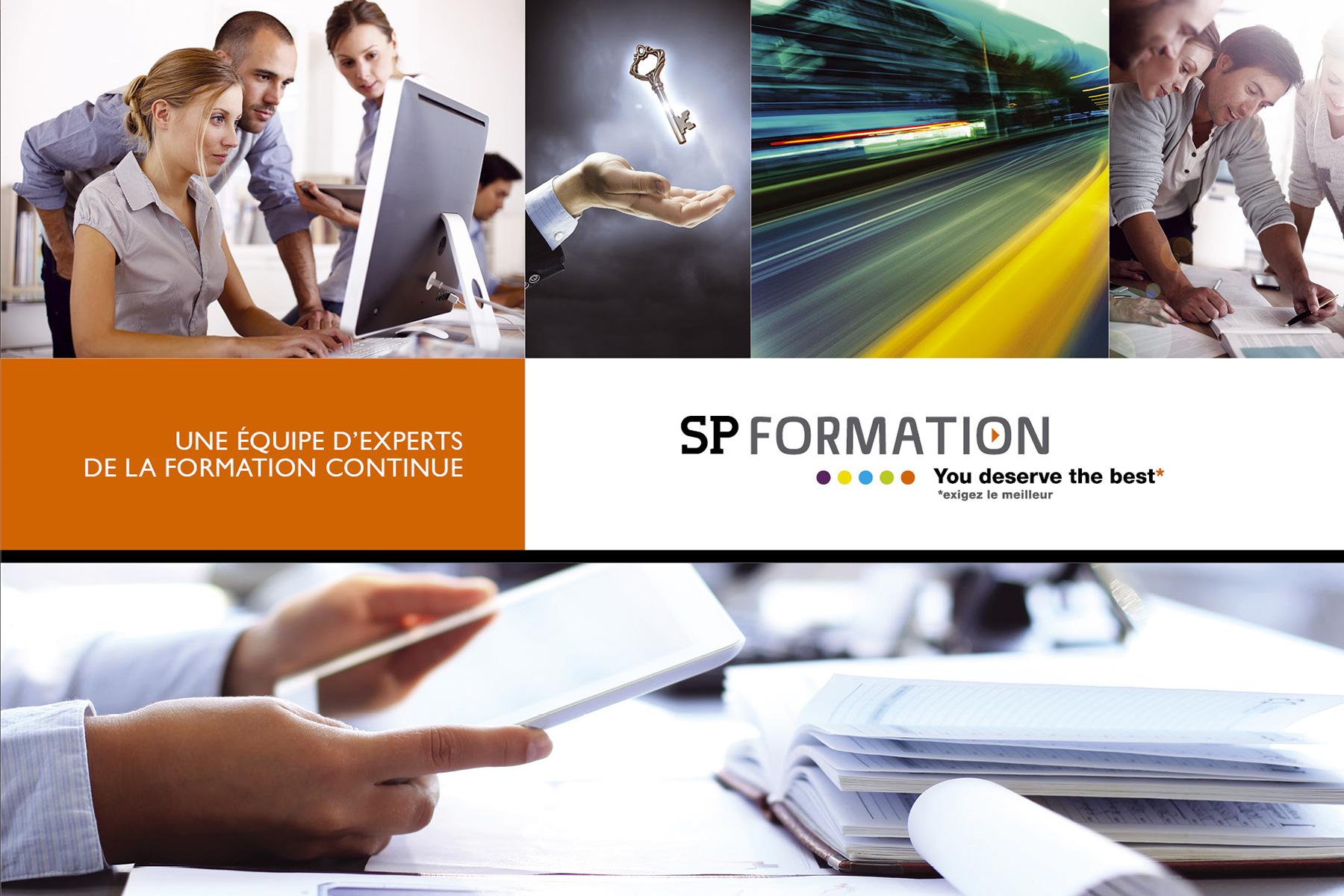 Présentation SP FORMATION