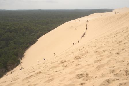 La dune du pilat sp formation 5