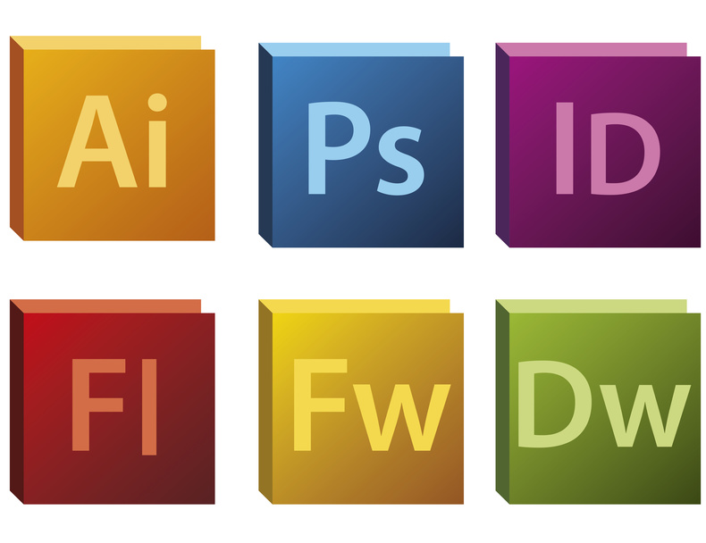 Formations sur suite Adobe - Photoshop - InDesign - Illustrator - Acrobat - After Effect...
