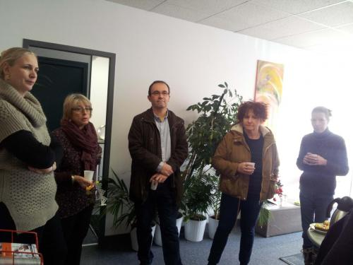 Photo formateurs sp formation annecy