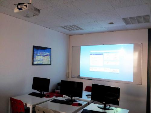 Video projecteur salle2 sp formation