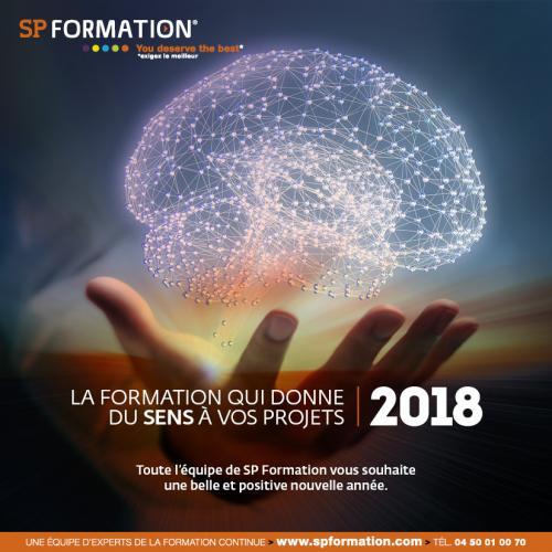 Voeux 2018 spformation